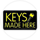KEYS MADE HERE